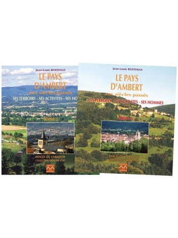 Pack pays d'Ambert